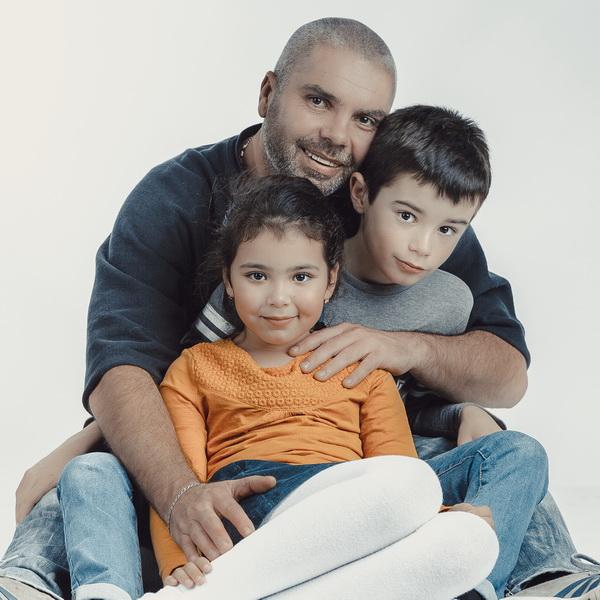 Studio en Famille